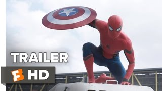 Captain America Civil War Official Trailer 2 2016