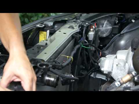 how to change timing belt on lexus rx330