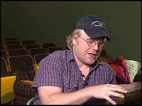 Philip Seymour Hoffman Unedited Interview