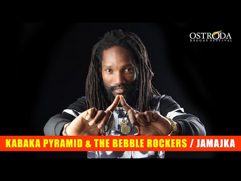Kabaka Pyramid & The Bebble Rockers - Ostróda Reggae Festival 2016 announcement