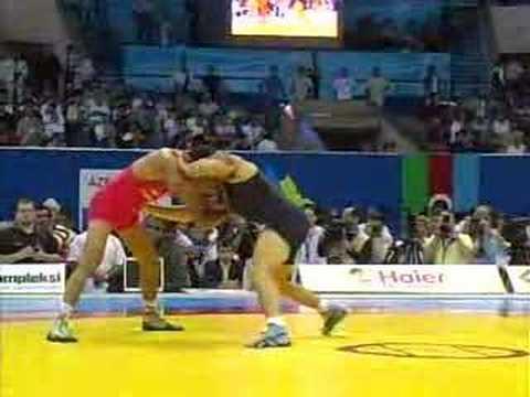 55 KG Henry Cejudo vs Dadashi (Iran)