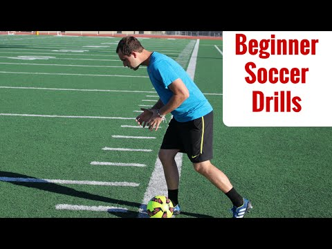 Soccer Drills: 3 Beginner Drills for Youth Players
