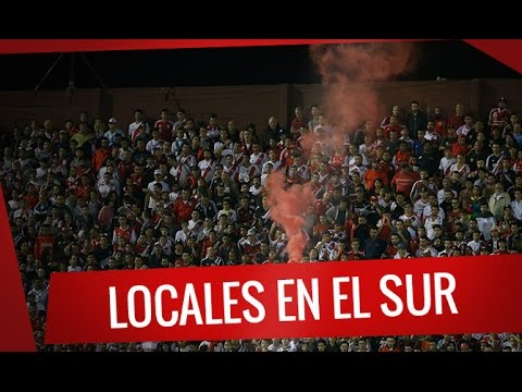 River fue local en Lanús - Los Borrachos del Tablón - River Plate - Argentina - América del Sur