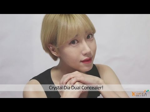 [Beauty Haul] Talent Cosmetic SUNWOO COSME Crystal Dia Dual Concealer