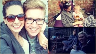 Princess BBQ with Tyler, Louise & Darcy | MoreZoella
