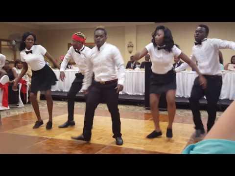 Fally Ipupa- Original/ Achiever Dancers