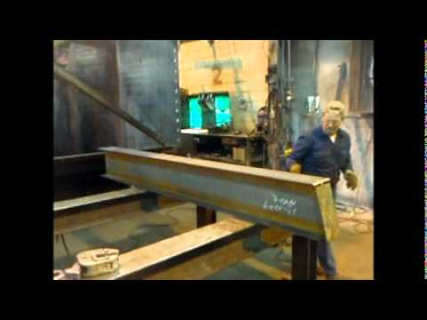 Industrial Resources, Inc. - Fabrication Shop