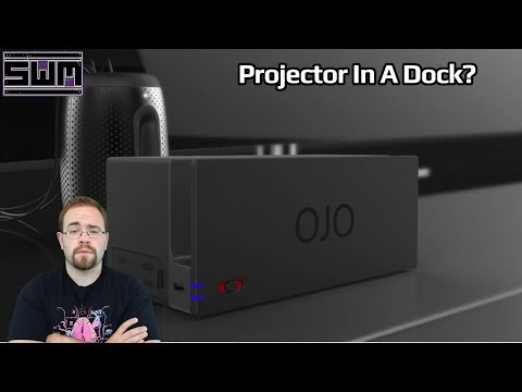 News Wave! - A Nintendo Switch Dock With A Projector Built In? Hm...