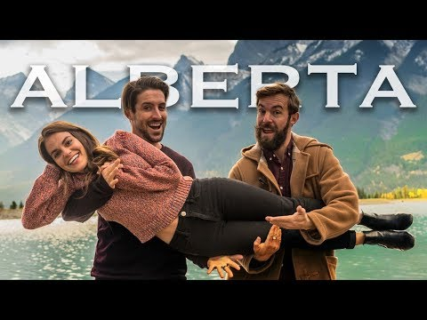 Alberta in the Fall  | Exploring Canada's Rocky Mountains