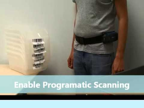 A730 Hands Free Scanning - Vocollect By Honeywell