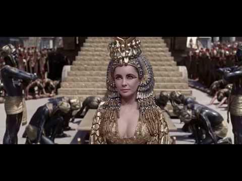 Cleopatra 1963 Epic Entrance