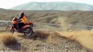 9. KTM 640 ADV  LAMOS TEST DRIVE