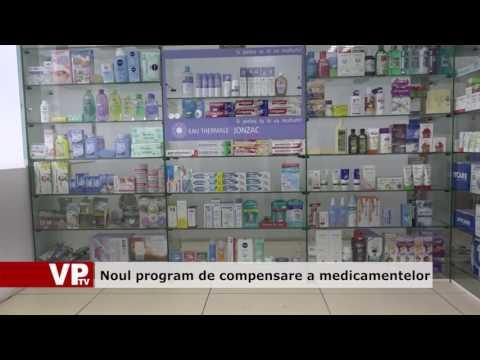 Noul program de compensare a medicamentelor