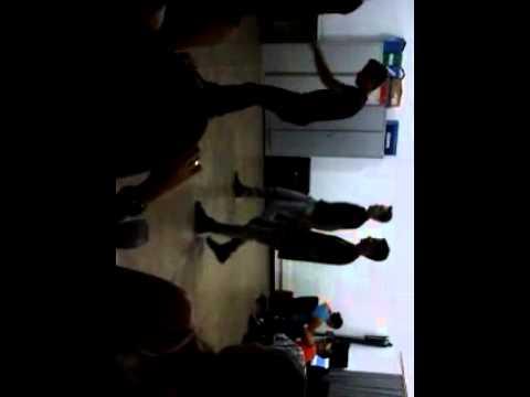 Coreografia-glad you came (alfredo Treuherz) (видео)