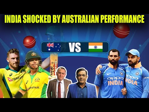 India shocked by Australian Performance