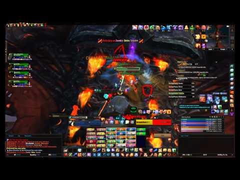 RISB Vs Heroic(25) Spine Of Deathwing