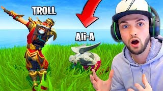 Ali-A TROLLED BY EPIC GAMES (TWICE)... in Fortnite: Battle Royale!