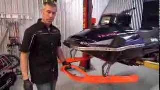1. Yamaha VK540 Viking C & A Pro MTX ski install!  PowerModz!