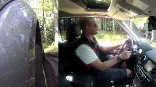 2012 Land Rover - LR4 - Offroad Test Drive And Review