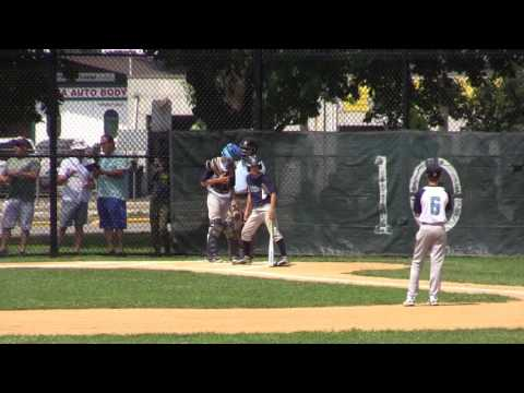 NABF Freshman Division World Series: Team Pride Select vs Brooklyn Blue Storm ... 7-16-16 (видео)