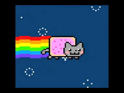 saraj00n - For PJ. Check out Nyan Cat at http://nyan.cat/ Official Nyan Cat Facebook: http://www.facebook.com/NyanCatWorld Nyan Cat on Twitter: https://twitter.com/nyan...