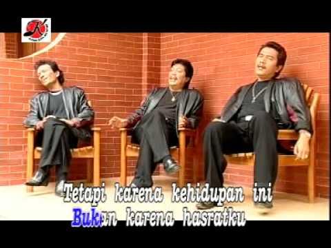 Download Video TINGGALAH KEKASIHKU   Trio Ambisi