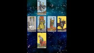 Galaxy Tarot YouTube video