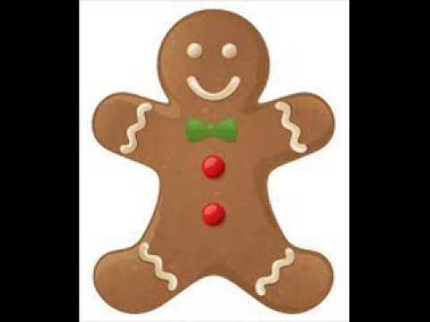 The Gingerbread Man audio by Kimberley Rubio