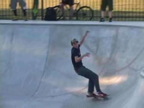 Wilson Skatepark Chicago Illinois UPRISE