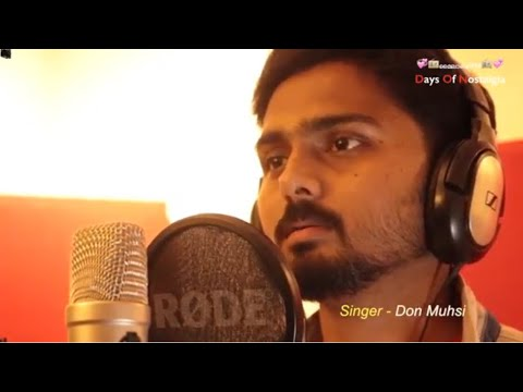 Video Nizhale Njan ninne|Sindoora sandye parayoo|-Days Of Nostalgia-|Singer Don Muhsi download in MP3, 3GP, MP4, WEBM, AVI, FLV January 2017
