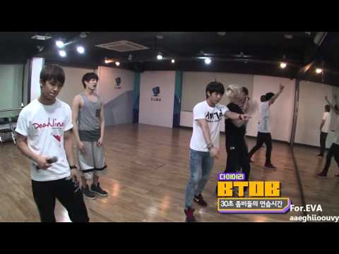 [ENG SUB HD] 120702 MTV Diary - BTOB Ep 5 (видео)