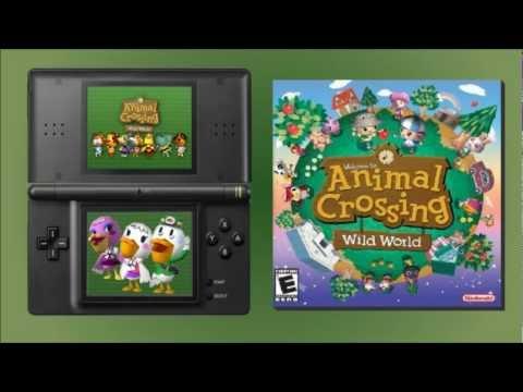 Animal Crossing - Wild World [OST] 1 PM Hourly Music