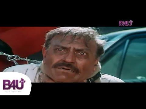 Amrish puri tied like a dog | Ghatak movie | Epic scene | Sunny Deol