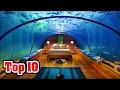 10 MOST UNUSUAL Hotels In North America