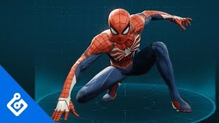 Video The Stories Behind All 28 Unlockable Suits in Spider-Man MP3, 3GP, MP4, WEBM, AVI, FLV Oktober 2018