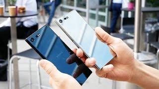 Первый обзор премиального Sony XZ Premium