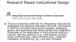 Embedding Technology into instruction