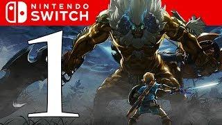 Zelda: Breath of The Wild  Master Trial: El desafio de la esp...