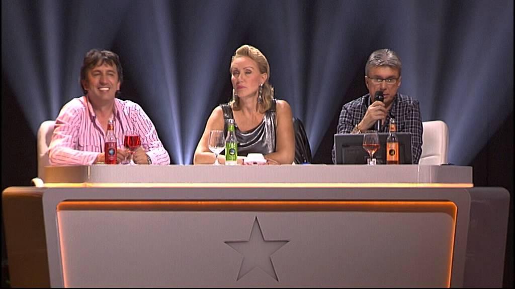 Sandra Andric – Udji slobodno – Zvezde granda 2014-2015 – (27.09.) – druga emisija – ženska grupa