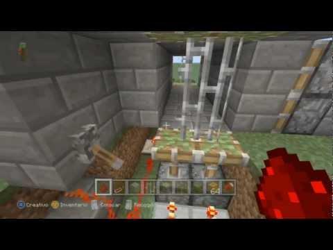 Minecraft Xbox360 - Protege tu casa *4* -