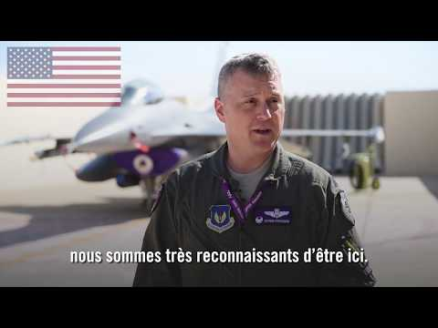 L'exercice Blue Flag : le plus grand exercice aérien d'Israël