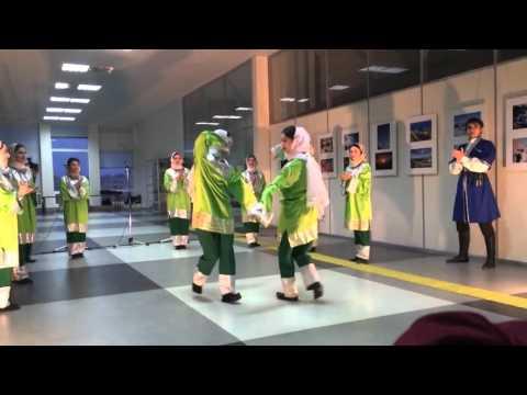 Даргинский танец
