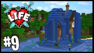 WHO DID THIS TO MY BASE!?   Minecraft X Life SMP   #9