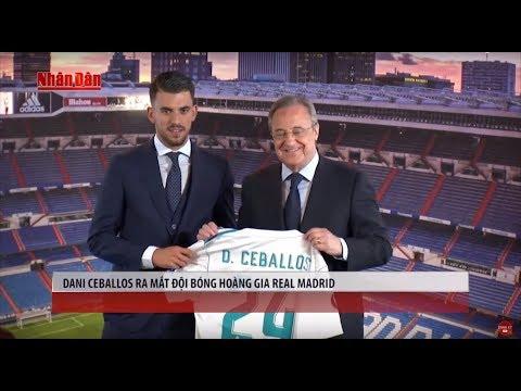 Tin Thể Thao 24h Hôm Nay (7h - 21/7): Real Madrid Đã Có Tài Năng Trẻ Của U21 TBN - Dani Ceballos - Thời lượng: 5:46.