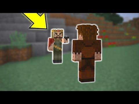 RÜZGAR ARDA'YI VURUYOR! 😱 - Minecraft