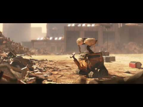"Wall-E Clip - ""Day at Work"""