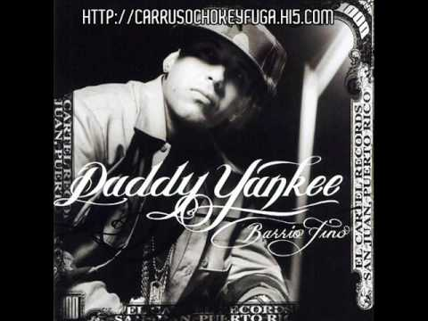 Daddy Yankee Intro Barrio Fino