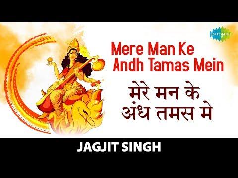 Mere Man Ke Andh Tamas Mein | मेरे मन के अंध तमस में | Jagjit Singh | Maa