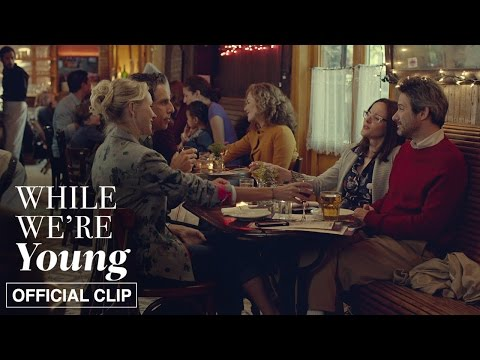 While We're Young (Clip 'Met an Interesting Couple')