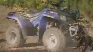 10. ATV Television Test - 2007 Polaris Sawtooth